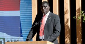 ministre gambie