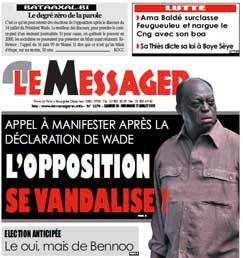 le-messager-journal